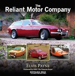 The Reliant Motor Company Book