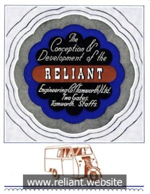 Birth of the Reliant