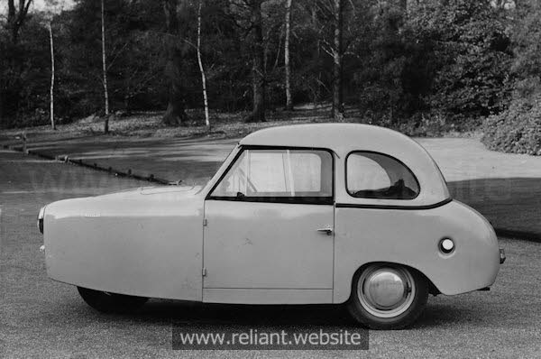 Reliant Regal Mk III