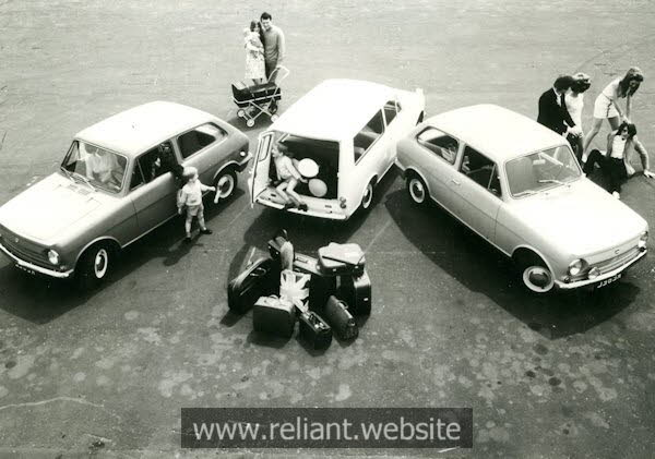 Reliant Rebel