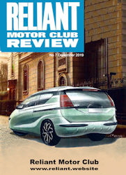 Reliant Motor Club Magazine Edition 7