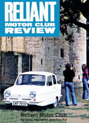 Reliant Motor Club Magazine Edition 5