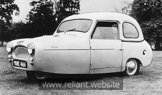 1958 Reliant Regal Mk IV