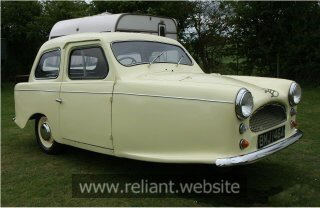 1959 Reliant Regal Mk V