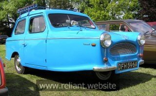 1961 Reliant Regal Mk VI
