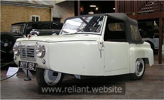 1953 Reliant Regal Mk I