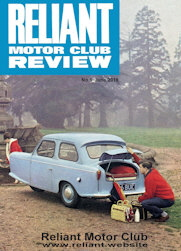 Reliant Motor Club Magazine Edition 6