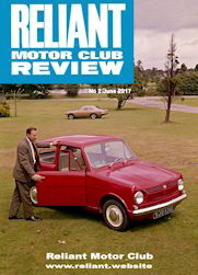 Reliant Motor Club Magazine Edition 2
